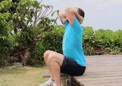 Deep Seat Thoracic Spine Extension