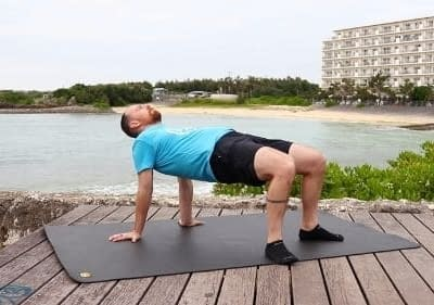 Plank to Table Top