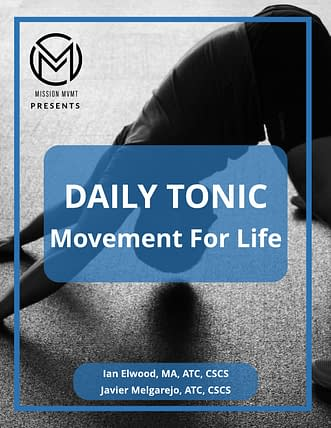 Daily Tonic Movement for life Cover