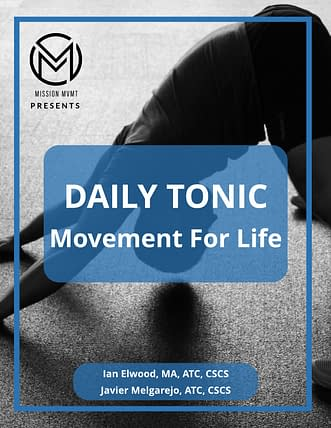 Daily Tonic Cover