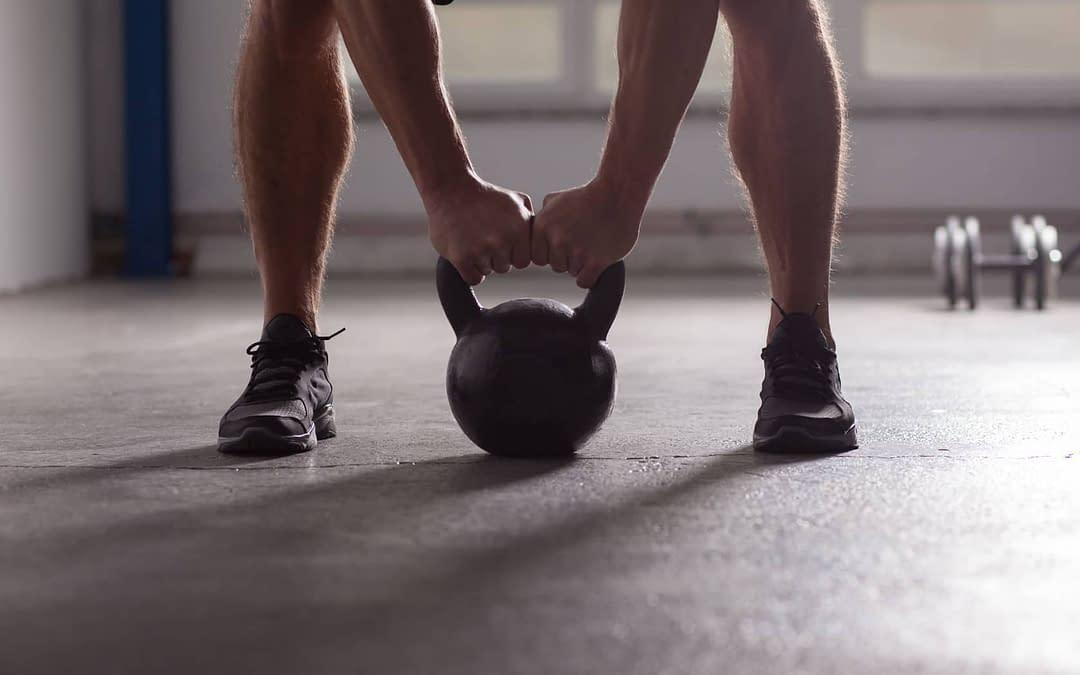 The Best Kettlebell Exercises For Shoulders